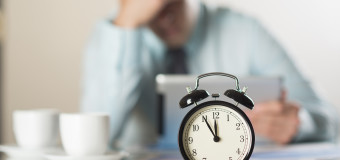 Efficient time management is crucial to productivity.