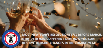 Resolving for a better year